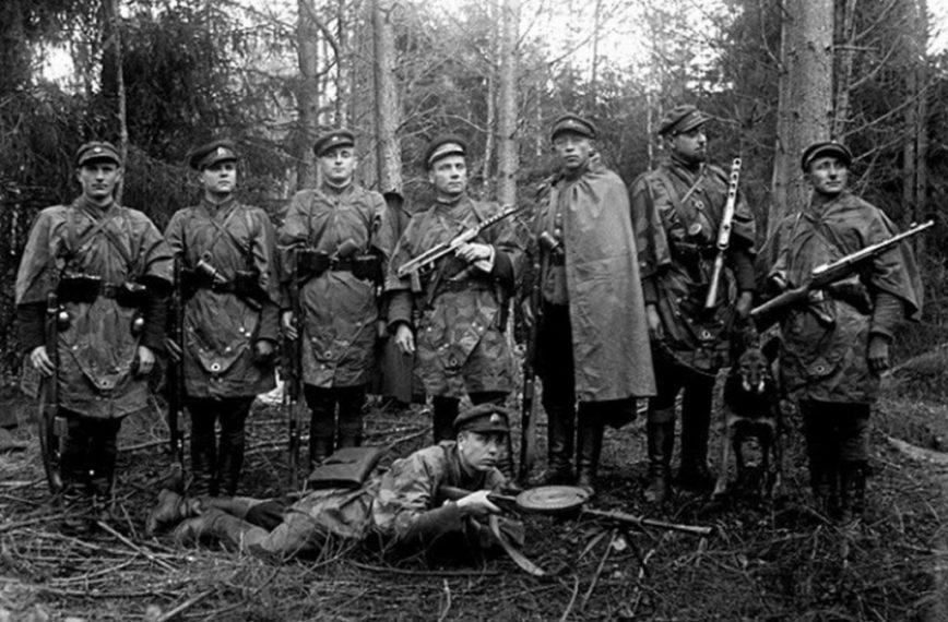 """«""""Лесные братья"""" в военном отношении были совершенно профнепригодны»"""