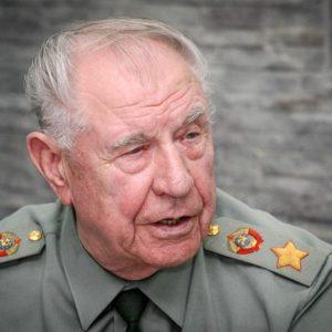 Маршал Язов
