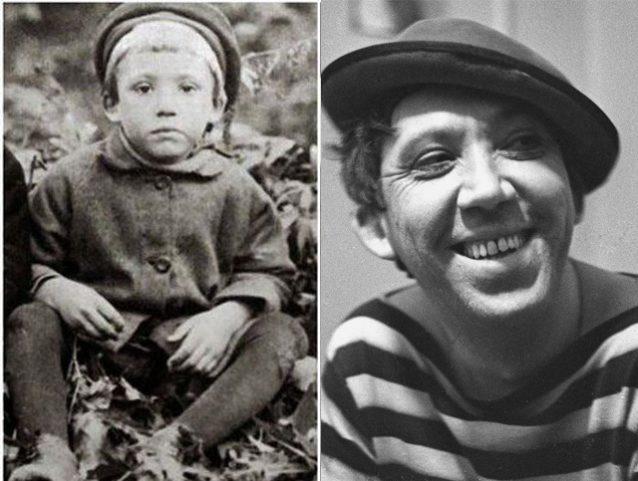 Детские фото актеров СССР