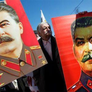 Сталина уважают