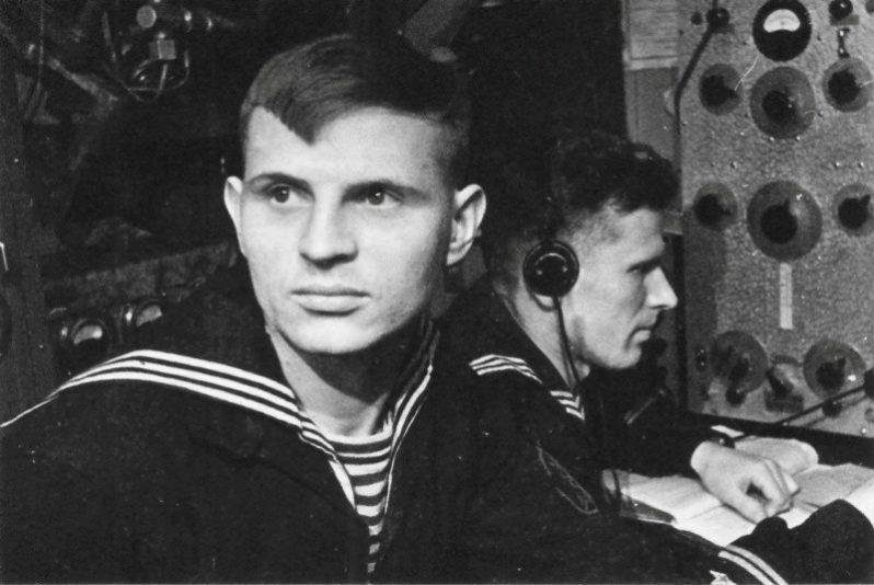Русский мат на флоте