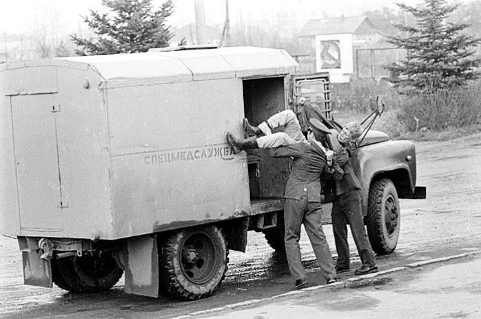 Вытрезвители СССР: как в Союзе реализовывали лозунг «трезвость – норма жизни»
