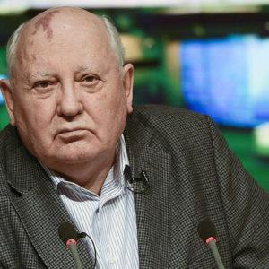 Горбачев сравнил себя с Путиным, а Трампа с Рейганом