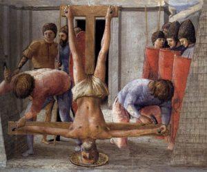 Перевернутый крест — что означает этот символ? Католический символ или знак дьявола?