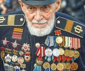 Подгурский Михаил Васильевич - морской пехотинец. 98 лет