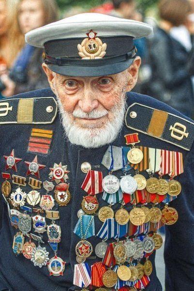 Подгурский Михаил Васильевич — морской пехотинец. 98 лет