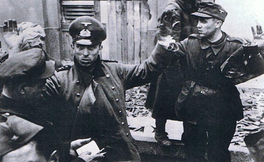 Почему Германия проиграла войну? («Взгляд немцев»)