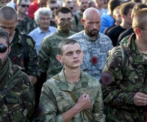 Исповедь наемника из США о службе в рядах украинских радикалов