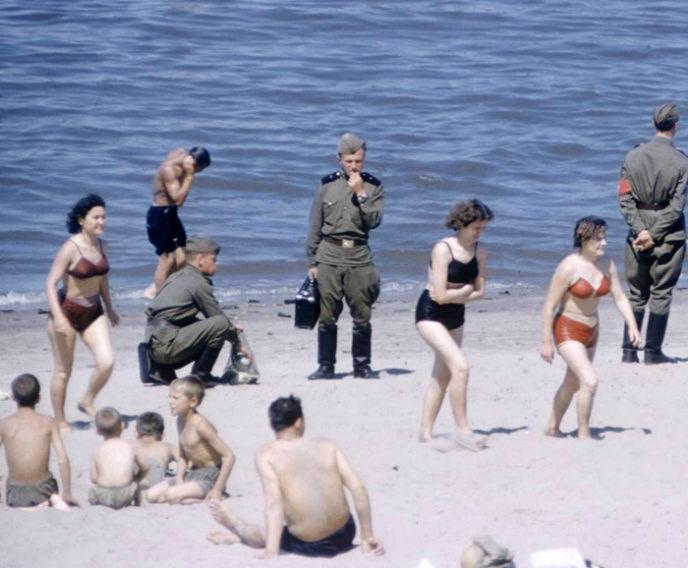 Курортные романы в СССР
