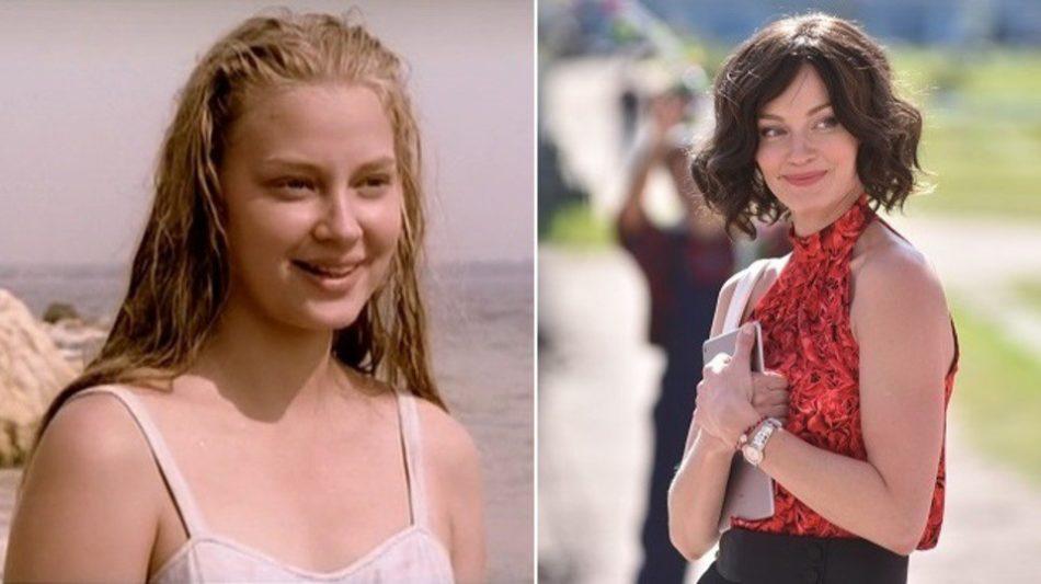 Звёзды российского кино в дебютных фильмах и сейчас