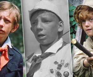 Дети актеры советского кино: как сложилась их жизнь