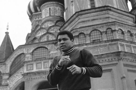 Мохаммед Али в СССР в 1978. Вот что ему больше всего запомнилось