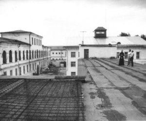 Советские тюрьмы. Особенно суровыми считались златоустовская и тобольская