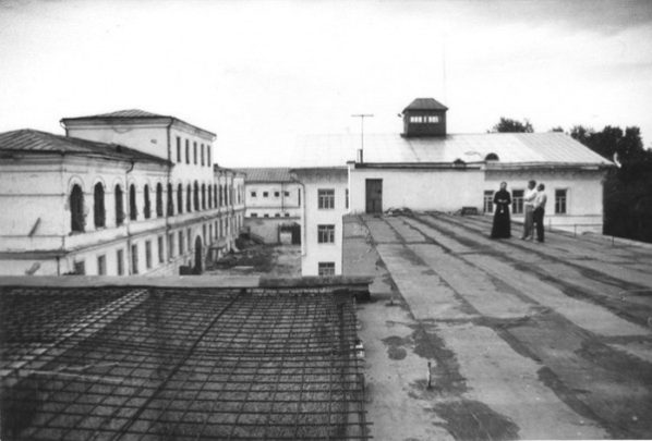 Советские тюрьмы