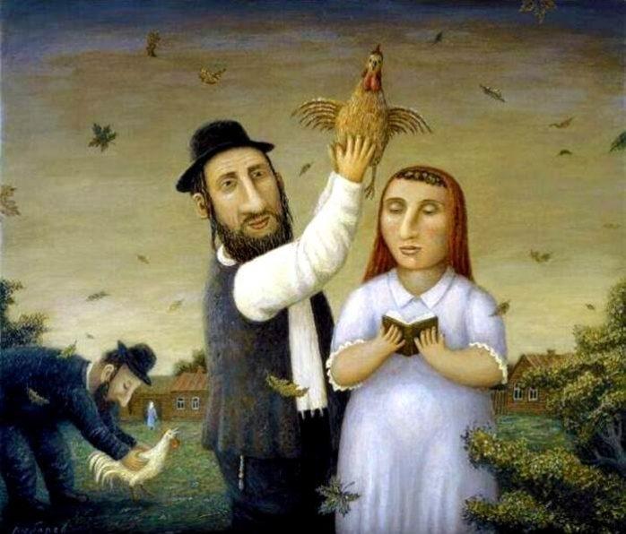 Евреи — национальность по матери, а не по отцу. Почему так?