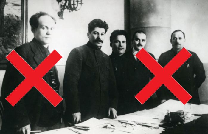 Советский фотошоп: как и зачем с фотографий убирали «лишних» людей