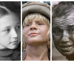 С детства в кино