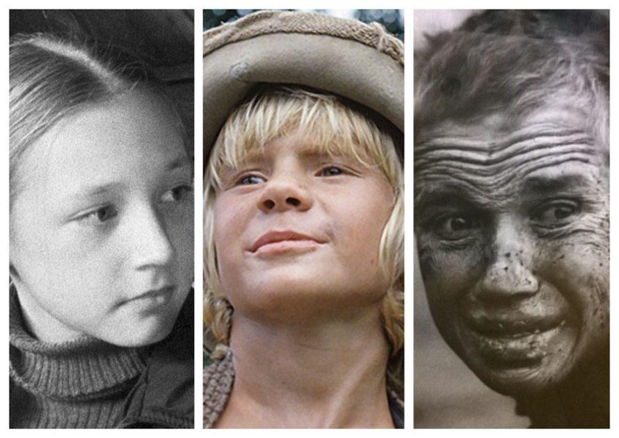 С детства в кино: Российские актёры, которые попали в кино ещё детьми