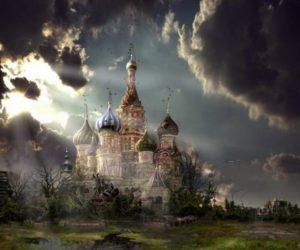 Мистические места России
