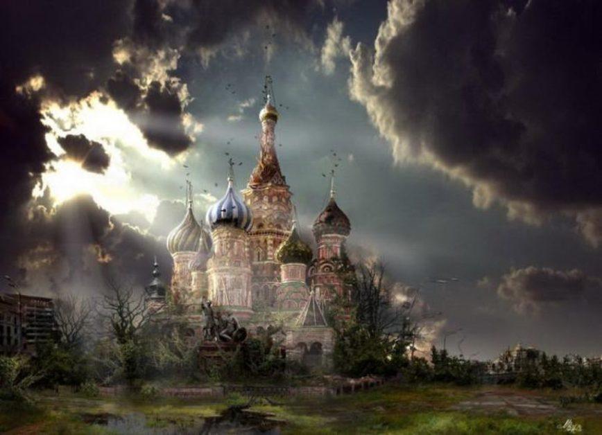 Мистические места России, от которых мурашки по коже