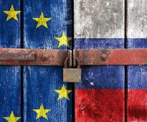 потери Евросоюза от антироссийских санкций