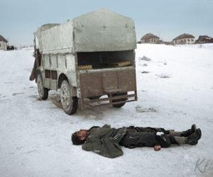 цветные фото Великой Отечественной войны