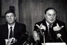 Егор Гайдар со своей шайкой нанёс России урон сопоставимый с потерями в Великой Отечественной войне