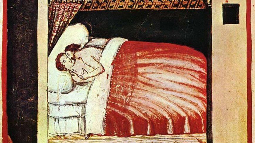 Как лечили бесплодие в Средневековье