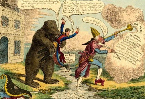 Русский медведь. Почему русских сравнивают с медведями