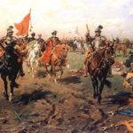 С кем Россия воевала чаще всего в истории