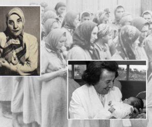 Гизелла Перл:  акушерка из Освенцима