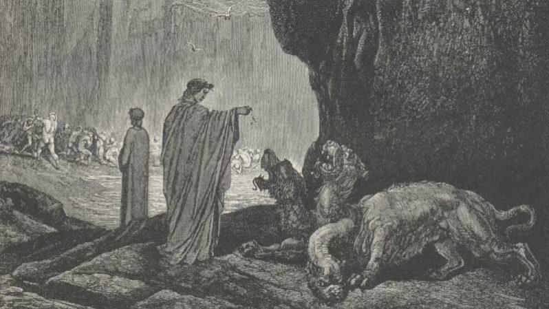 Подземный мир — существует, «Атлас ада» только что закончили составлять