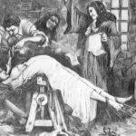 Пытки женщин. Самые изощренные пытки для женщин, которых считали ведьмами