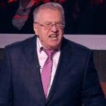 Жириновский и Затулин едва не подрались на шоу Соловьева (видео, мат)