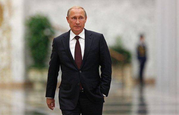 Путин лучший