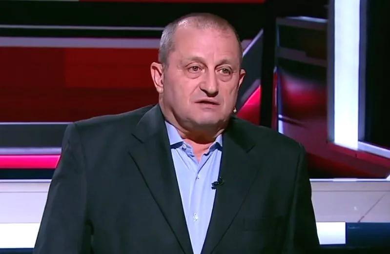 Яков Кедми. Биография
