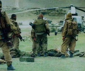 Вторая чеченская война: Дневник спецназовца