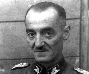 Немец Оскар Дирлевангер