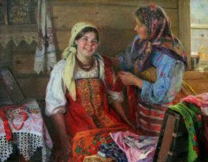 Старые девы - кто это и как они на Руси жили