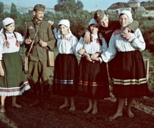 """Как нацисты решали """"половой вопрос"""" на оккупированной территории СССР"""