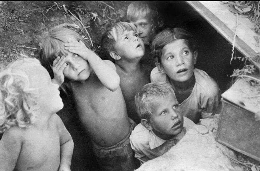 Дети Великой Отечественной