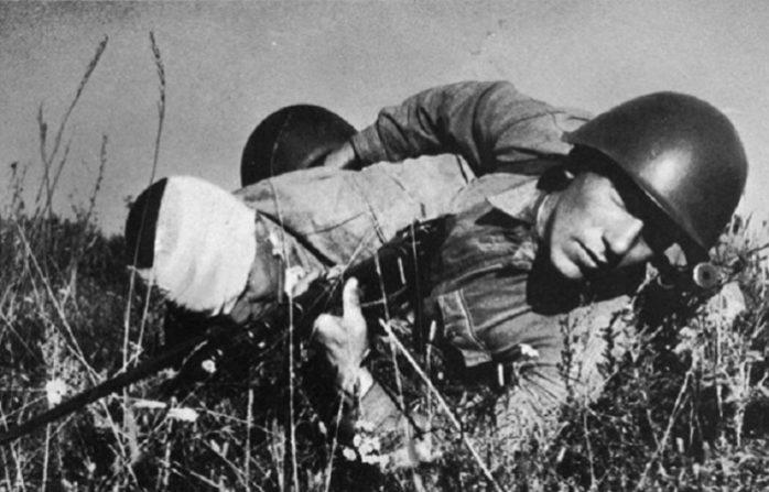 Страшные дни Сталинградской битвы