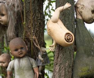 Жуткие места планеты. Лес самоубийц, Остров кукол и другие
