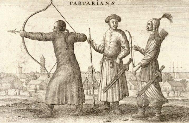 Как появились татары