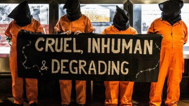Психологические пытки — самые распространенные формы