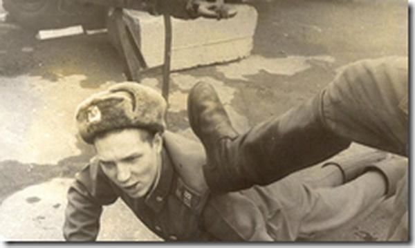 Х ф дедовщина советской армий