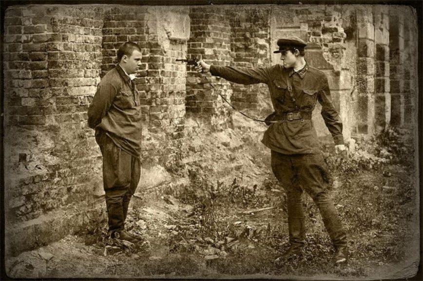 Смертная казнь в СССР