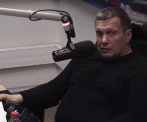 Соловьёв ответил Собчак