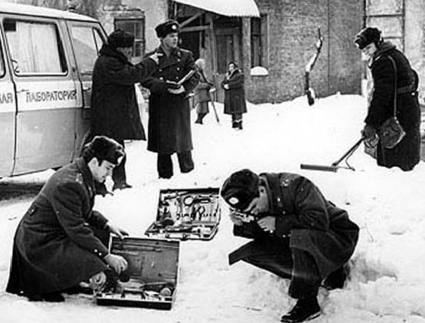 преступники в СССР