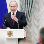 Россияне назвали причины своей симпатии к Владимиру Путину